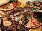Armenian Food Buffet